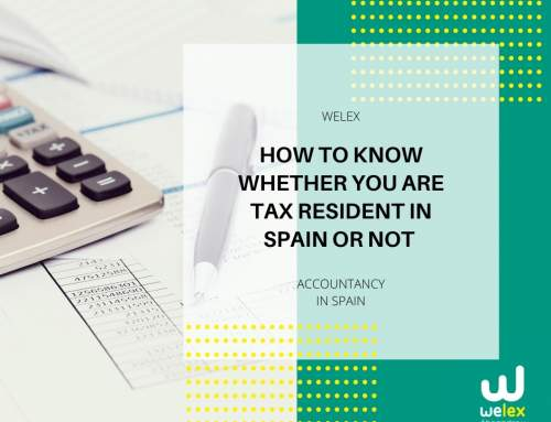 How to know whether you are tax resident in Spain or not | WELEX