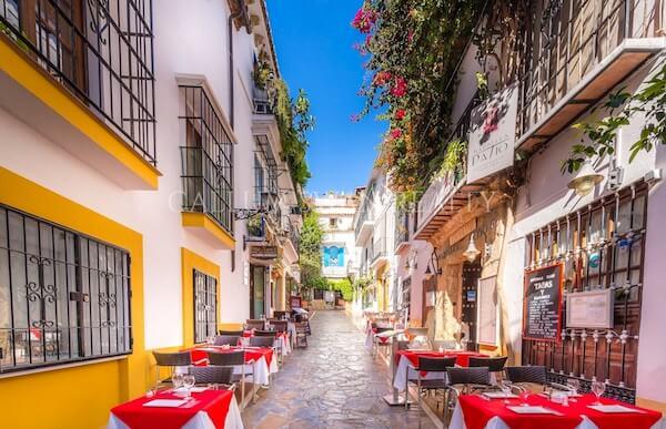 Marbella casco historico