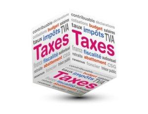 tax in Spain belasting