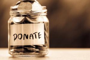 donatie in Spanje