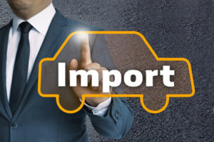 import vehicle in spain
