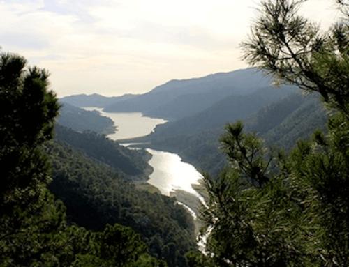 Parcours du Rio Verde d'Istán