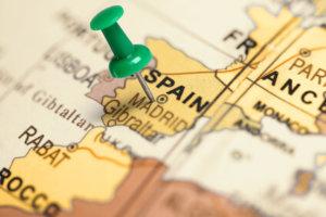 No residentes en España