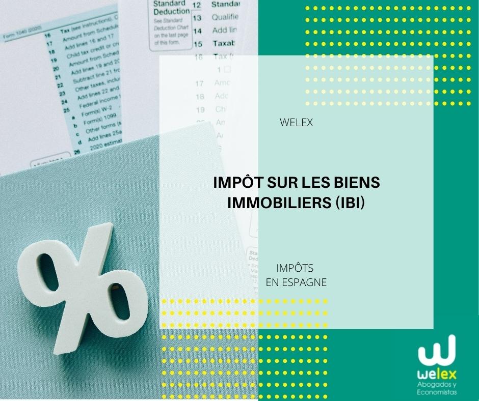 Impôt sur les biens immobiliers (IBI)