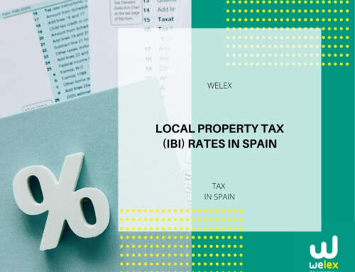 Local Property Tax (IBI) rates in Spain