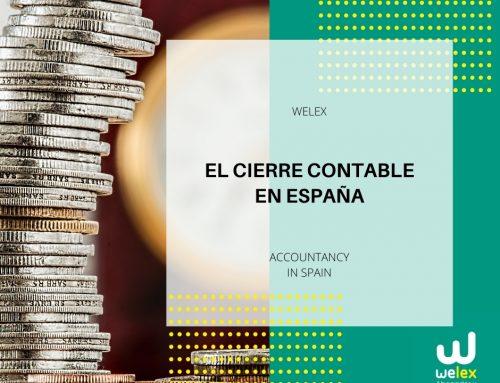 El cierre contable en España | WELEX