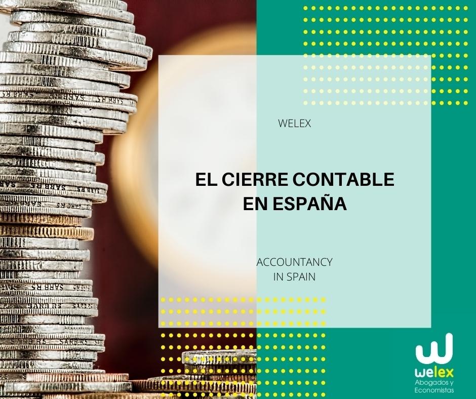 El cierre contable en España