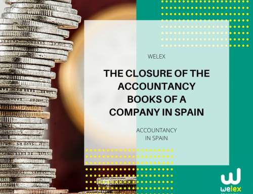 The closure of the accountancy books of a company in Spain | WELEX