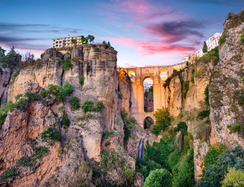The dream city, Ronda