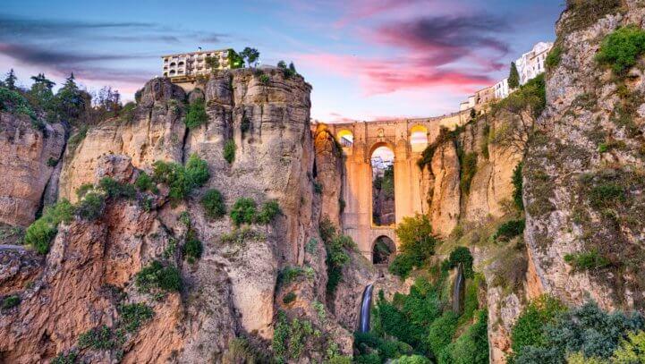 The dream city, Ronda