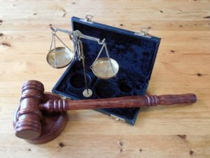 The jurisdiction of judges and courts in Spain in the criminal field