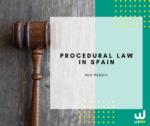 De bevoegdheid van rechters en rechtbanken in Spanje op strafrechtelijk gebied IV