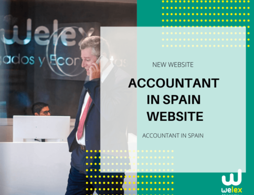 Accountancy in Spain: Discover our new website | WELEX