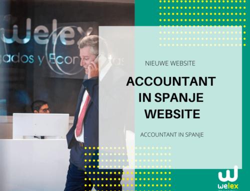 Accountancy in Spanje: Ontdek onze nieuwe website | WELEX