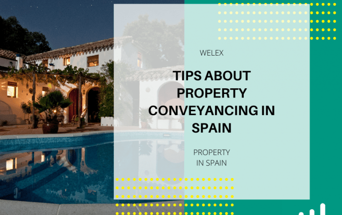 property conveyancing in Spain