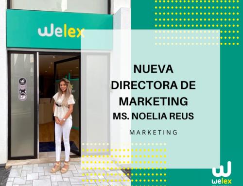 Nueva Directora de Marketing: Noelia Reus