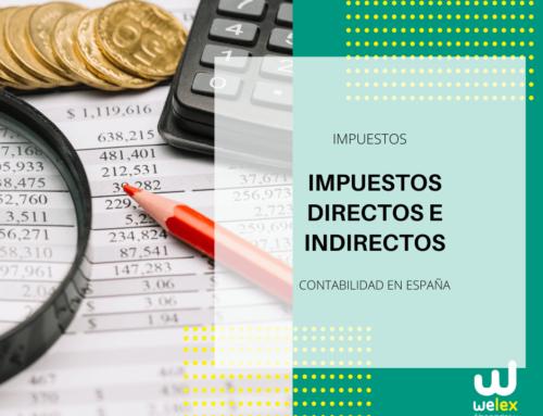Impuestos directos e indirectos: Diferencias en el derecho español | WELEX