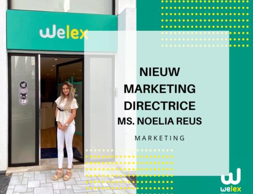 Nieuw Marketing directrice: Noelia Reus