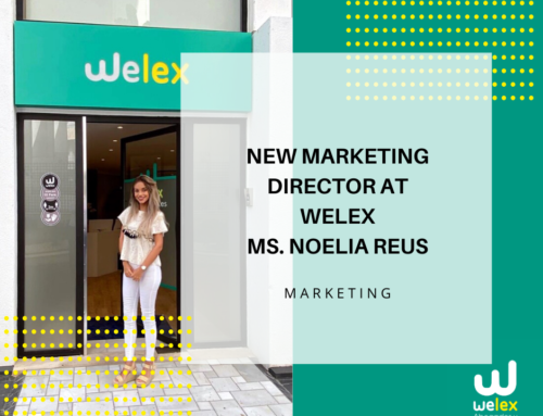 New marketing director: Ms. Noelia Reus
