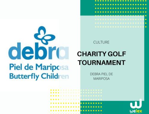 Debra Piel de Mariposa organizes a charity event | WELEX