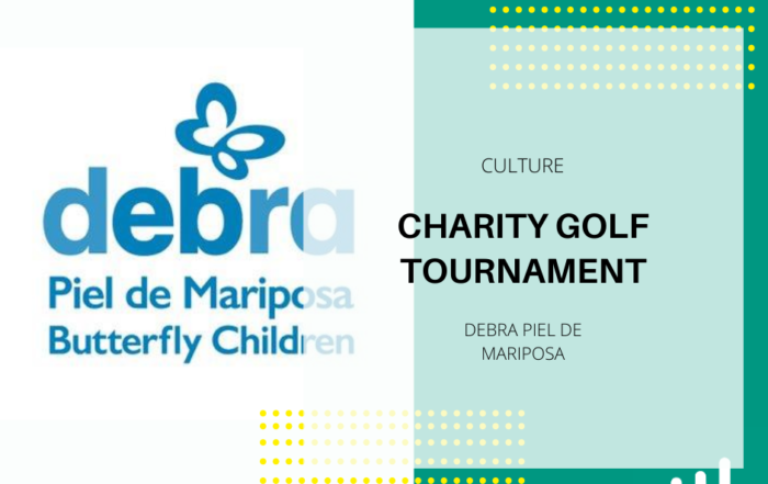 CHARITY GOLF TOURNAMENT IN MARBELLA