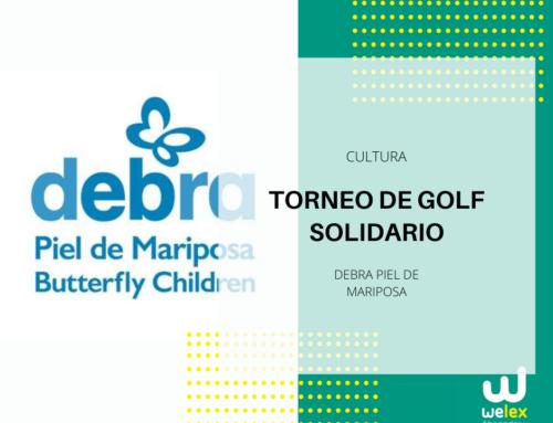 Torneo de Golf Solidario por Debra Piel de Mariposa | WELEX