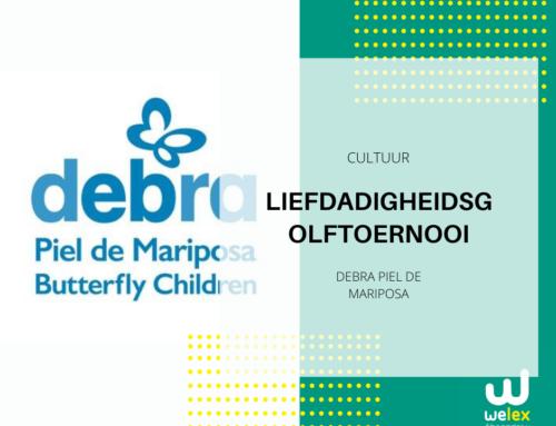 Debra Piel de Mariposa liefdadigheidsgolftoernooi  | WELEX