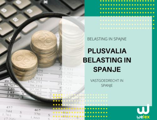 Plusvalia belasting in Spanje: alles wat u moet weten | WELEX