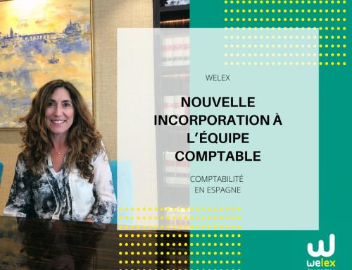 Comptabilité en Espagne: nouvelle incorporation à l'équipe comptable | WELEX