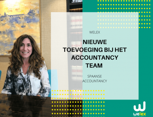 Nieuwe toevoeging bij het accountancy team in Spanje | WELEX