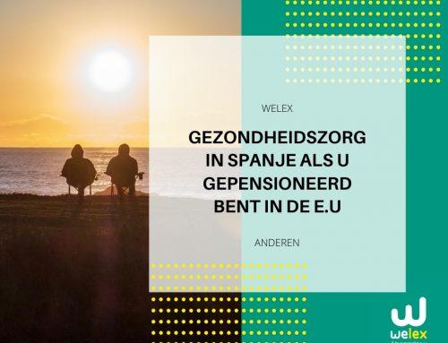 Gezondheidszorg in Spanje als u gepensioneerd bent in de E.U | WELEX