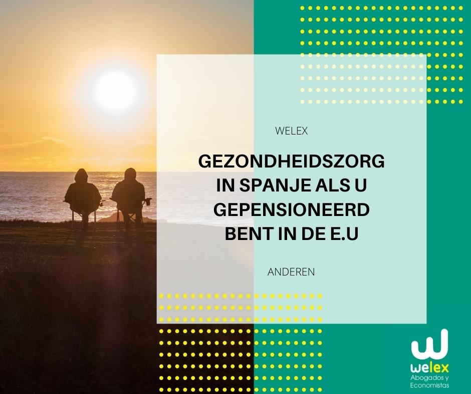 Gezondheidszorg in Spanje als u gepensioneerd bent in de E.U