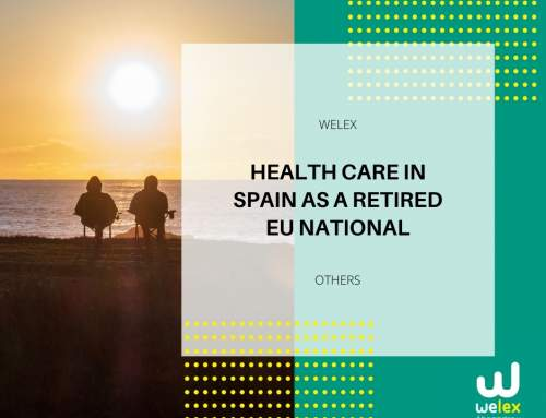 Health care in Spain as a retired EU national