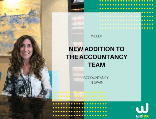 Accountancy in Spain: New addition to Welex's accounting team | WELEX