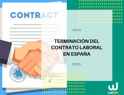 Terminación del contrato laboral en España | WELEX