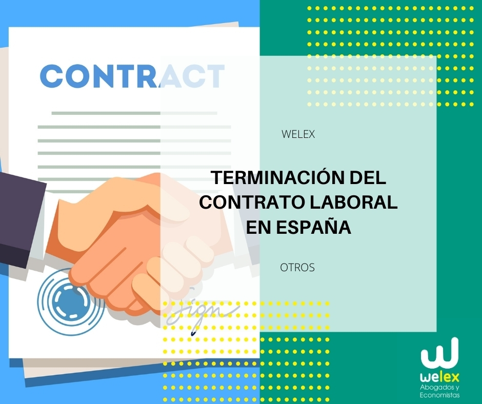 Terminación del contrato laboral en España