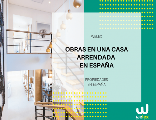 Obras en viviendas arrendadas en España