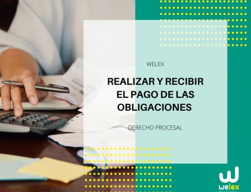Personas que pueden realizar y recibir el pago de las obligaciones en España | WELEX
