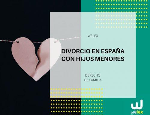 Divorcio en España con hijos menores. Custodia Monoparental y Régimen de visitas | WELEX