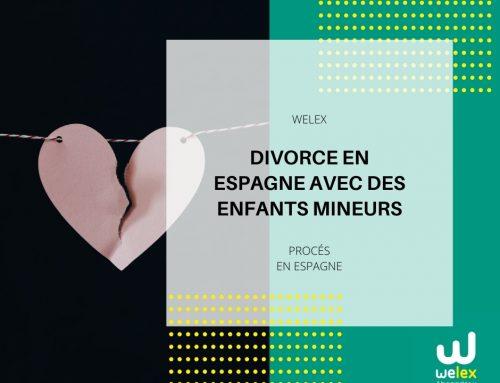 Divorce en Espagne avec des enfants mineurs. Garde monoparentale et visites  | WELEX
