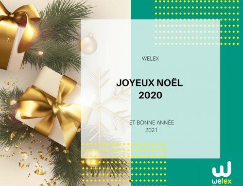 Joyeux Noël 2020 | WELEX