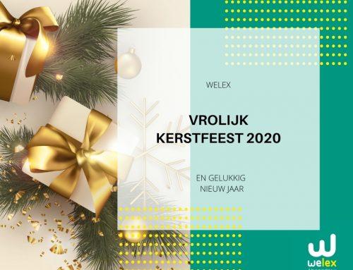 Vrolijk kerstfeest 2020 | WELEX