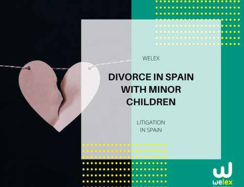 Divorce in Spain with minor children. Single-Parent Custody and Visitation Regime | WELEX