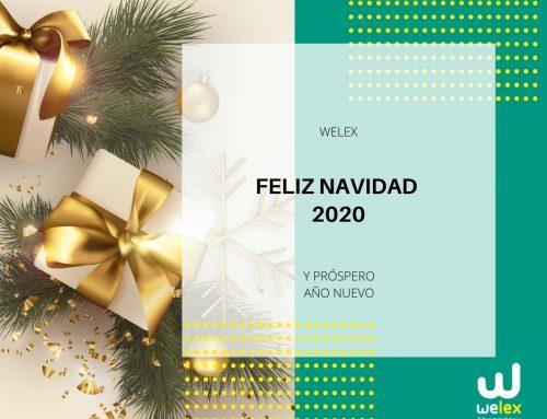 Feliz Navidad 2020 | WELEX