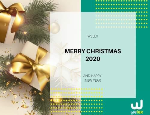 Merry Christmas 2020 | WELEX