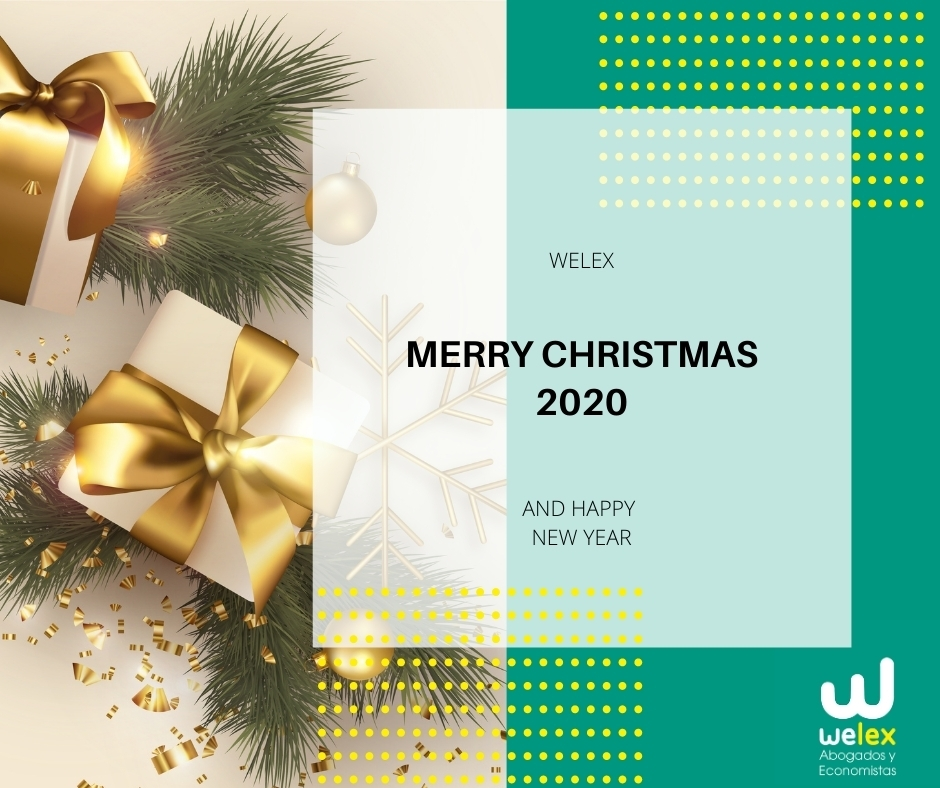 Merry Christmas Lawyers and Accountants in Spain