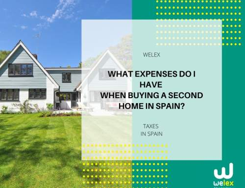 What expenses do I have when buying a second home in Spain? | WELEX