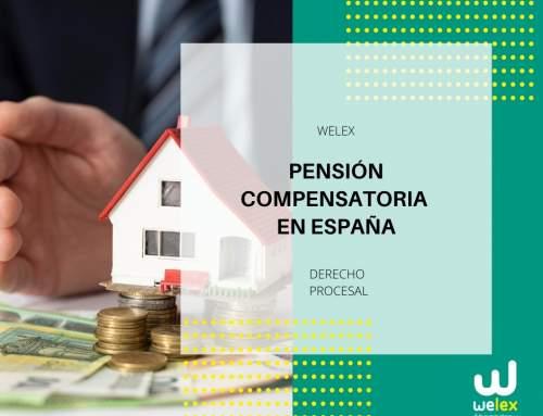 Pensión Compensatoria en España | WELEX