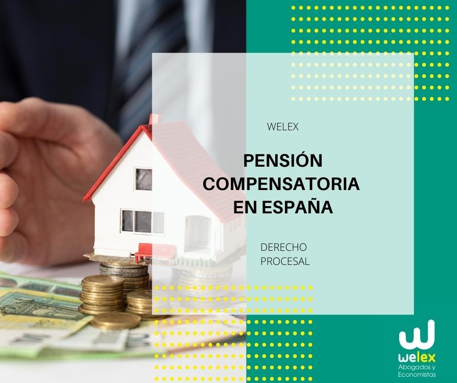 Pensión compensatoria en España