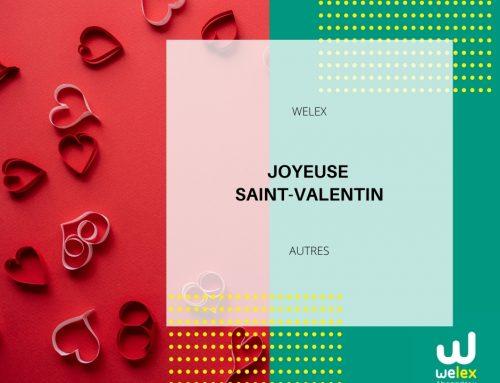 Joyeuse Saint-Valentin | WELEX
